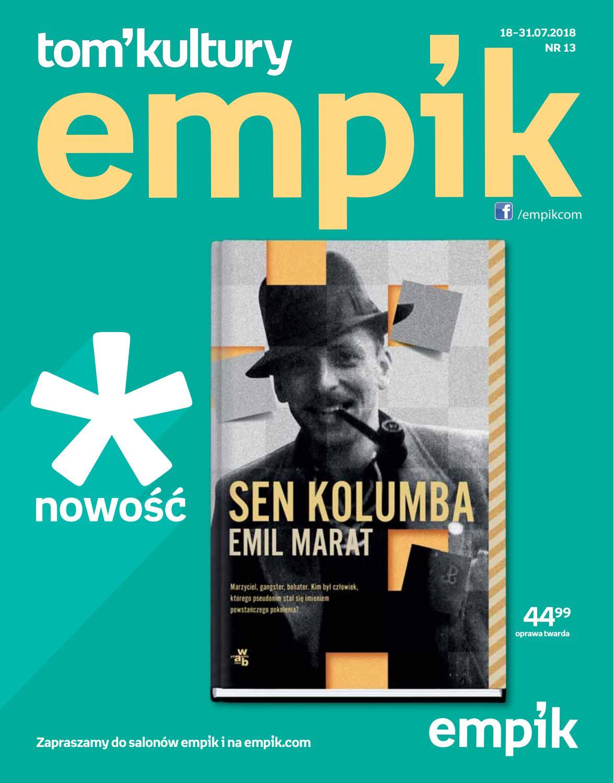 165a1988d91a4 Tom Kultury 13/2018 by empik - issuu