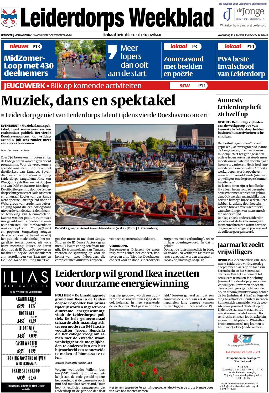 LW week 28 18 by Uitgeverij Verhagen issuu