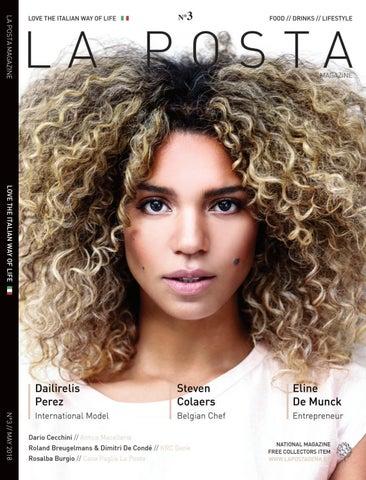 f7c0a684adf La Posta Magazine Edition N°3 by La Posta - issuu
