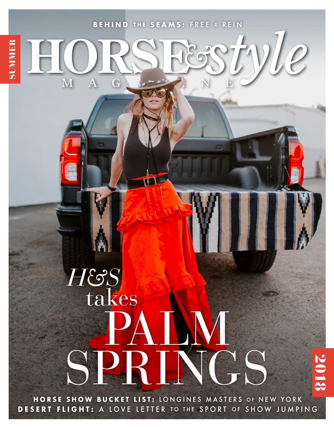 Horse & Style Magazine Summer 2018