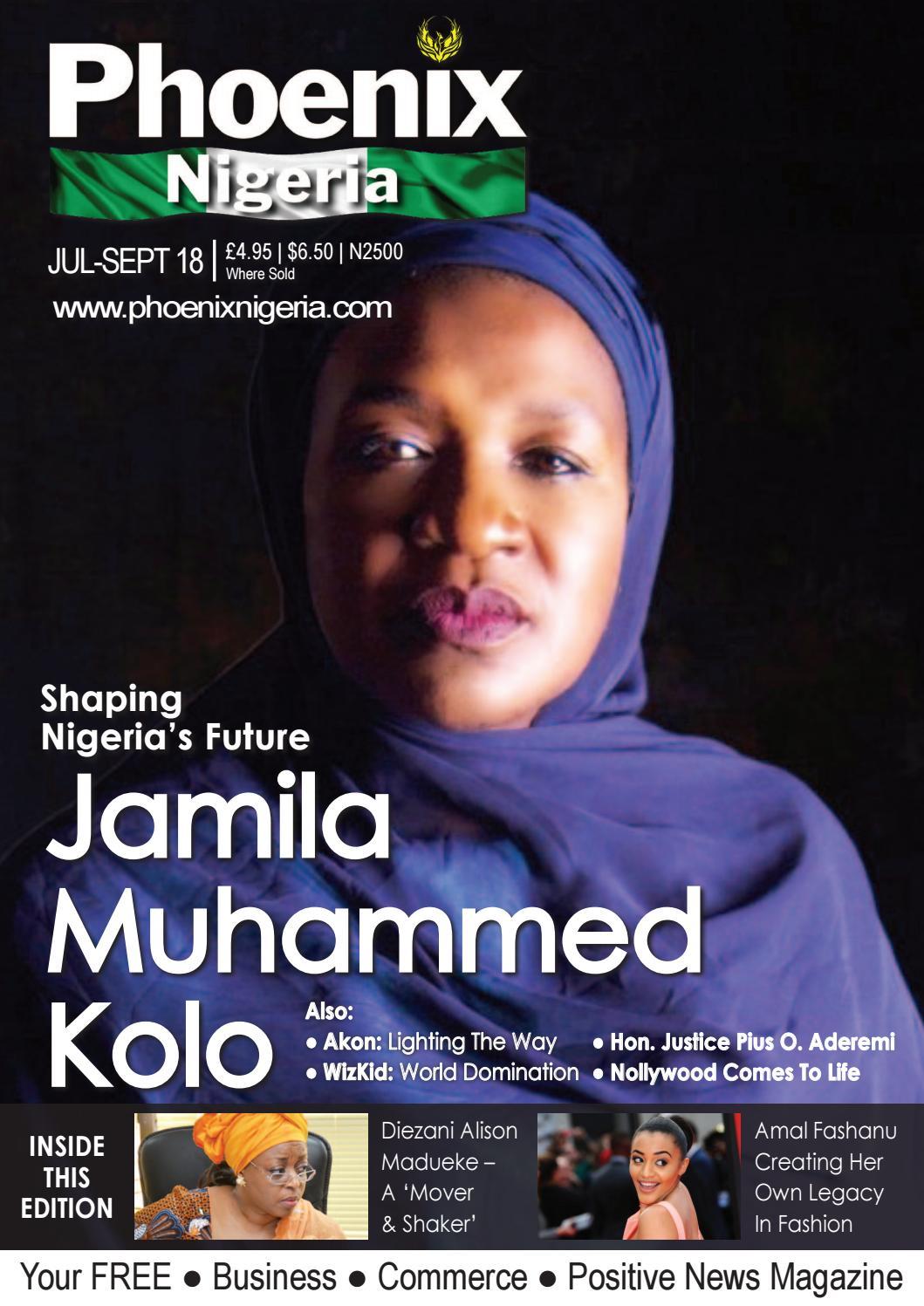 Phoenix Nigeria - July-September 2018 by The Phoenix