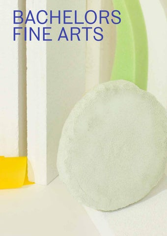 fd49a1f86d3 Graduation projects BA Fine Arts 2018 by Royal Academy of Art The ...