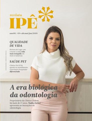 c3afb133d8 Revista Ipê 19ª Edição by Edison Marques - issuu