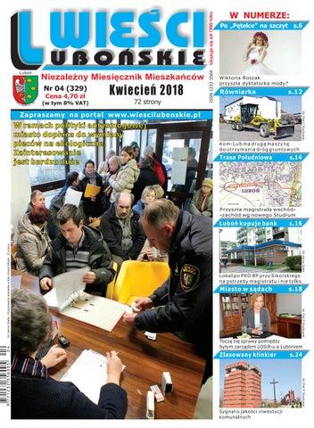 c076ee8179 Wieści Lubońskie 2018 04 by WiesciLubonskie - issuu