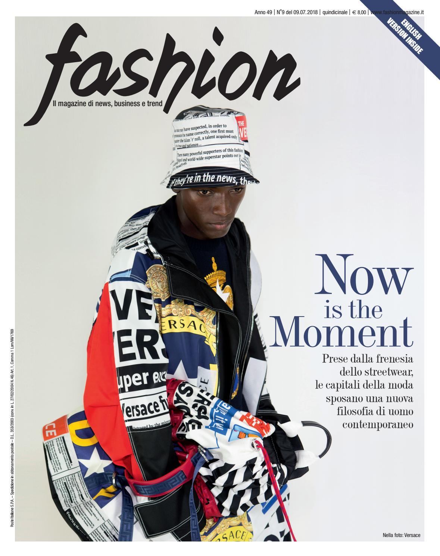 FLIP.PAGE FA N 9 2018 by Fashionmagazine issuu