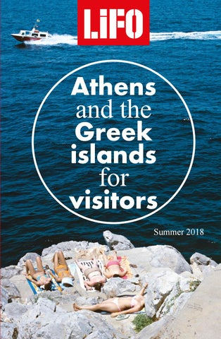 877563f5fd64 Athens and the Greek islands for visitors Summer 2018
