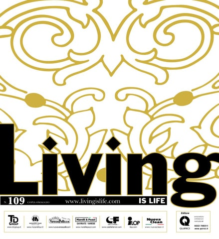 fafa5f350 Living Is Life 109 by Living Is Life - issuu