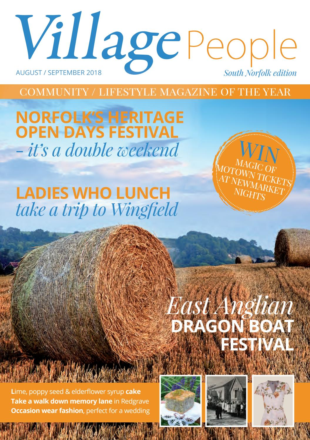 Village People South Norfolk edition – August / September