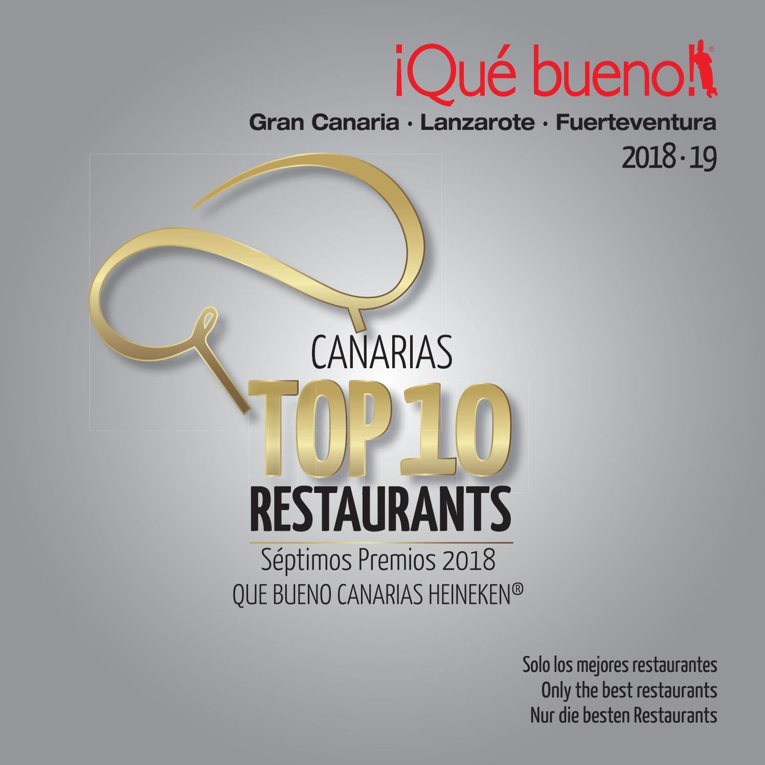 0ba0545dd9 ¡Qué bueno! Gran Canaria*Lanzarote*Fuerteventura 2018/19 by Que Bueno  Canarias - issuu