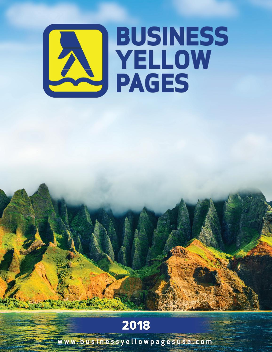 Business Yellow Pages USA 2018 by El Periodico U.S.A. - issuu
