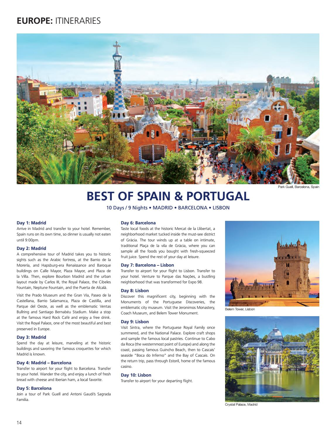 GOGO Europe Brochure by gogovacations - issuu