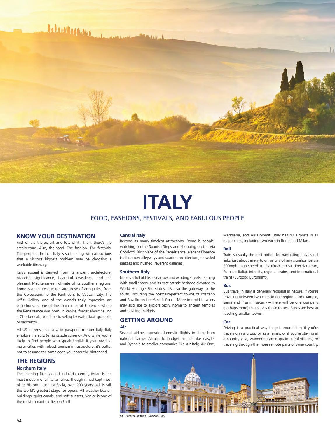 GOGO Europe Brochure by gogovacations - issuu