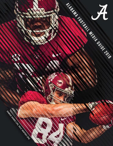 2018 alabama football media guide by Mexico Sports Collectibles - issuu a129c123c