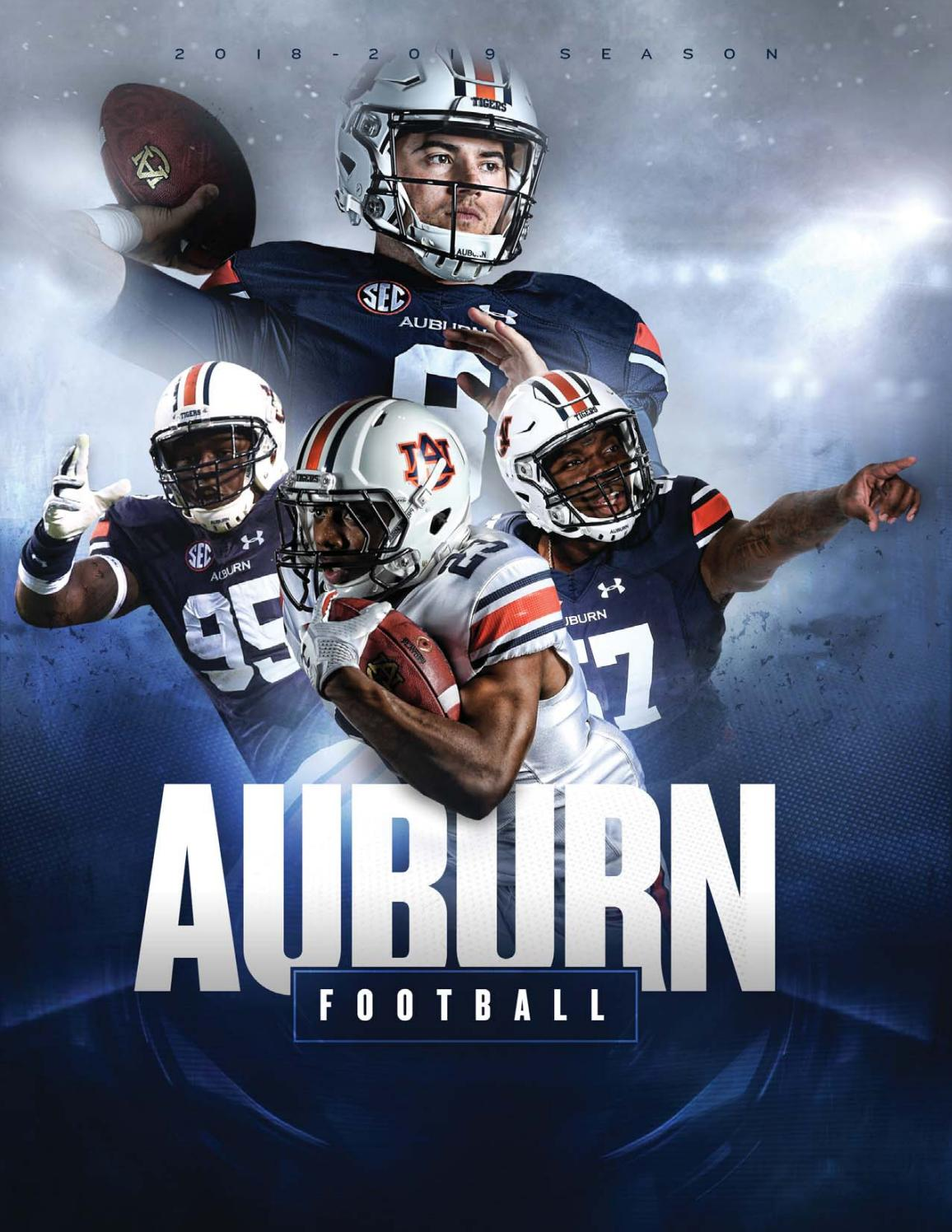 b9e301d67 2018 auburn football media guide by Mexico Sports Collectibles - issuu