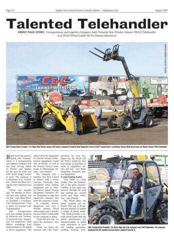 Page 14 of Talented Telehandler