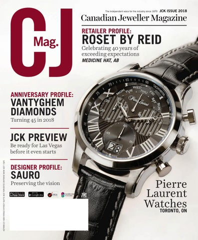 ae5a99aeb8 Canadian Jeweller Magazine - September/October 2013 by Canadian Jeweller  Magazine - issuu