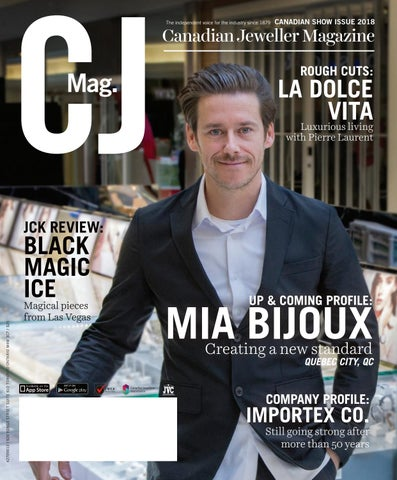 c2e0bd27f41 Canadian Jeweller Magazine - September October 2013 by Canadian Jeweller  Magazine - issuu