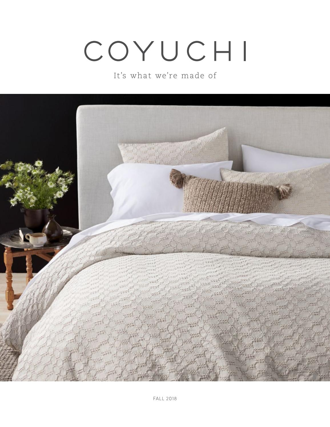 Wholesale Line Guide By Coyuchi Issuu