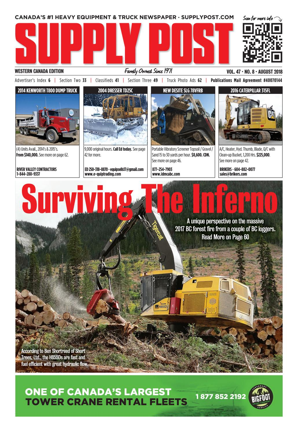 Supply Post West August 2018 by Supply Post Newspaper - issuu
