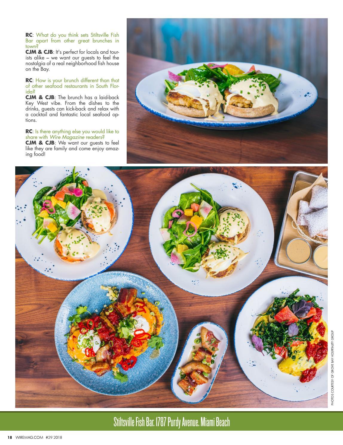 Seafood Restaurants Miami Beach Fl لم