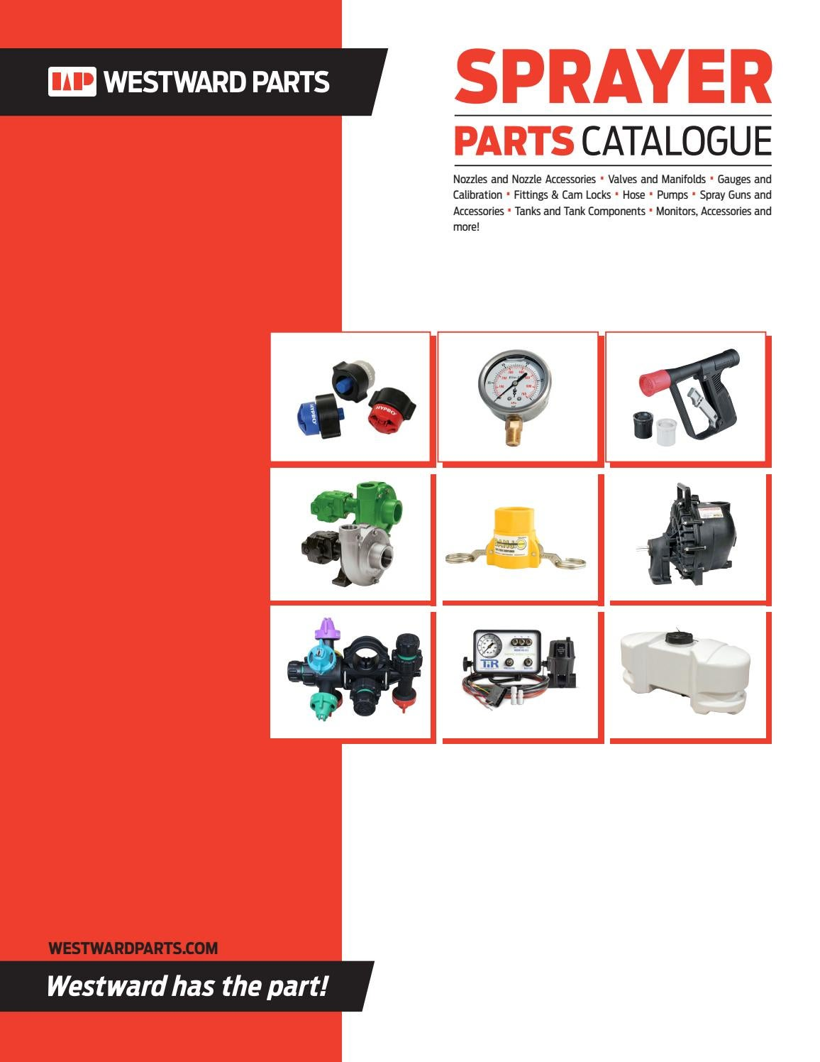 Section 6 Pumps Westward Parts Sprayer Catalogue By Briggs And Stratton 65 Hp Engine Diagram Mia Blog Westwardparts Issuu