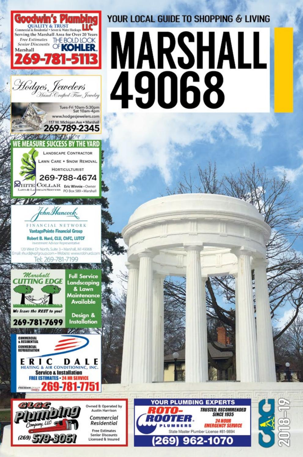 Total Local 2018-19 Marshall MI Community Resource Guide by Total Local -  issuu e3278104e8f9