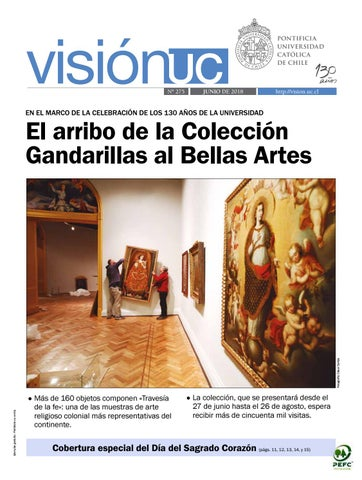VU N°275 by Publicaciones UC - issuu