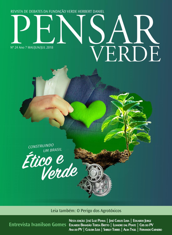 1fb9b8abad Pensar Verde 24 by Revista Pensar Verde - issuu