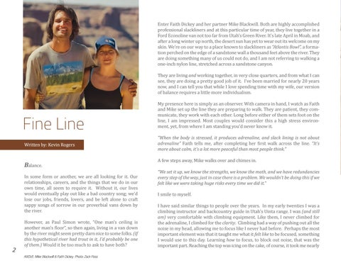 Page 2 of Fine Line