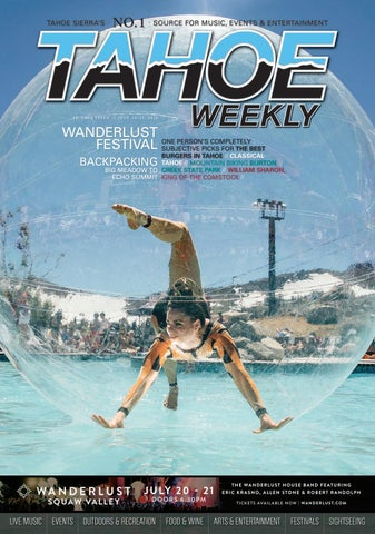 July 19 to 25, 2018 by Tahoe Weekly - issuu