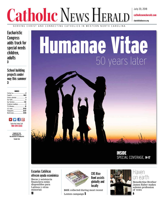 July 20, 2018 by Catholic News Herald issuu