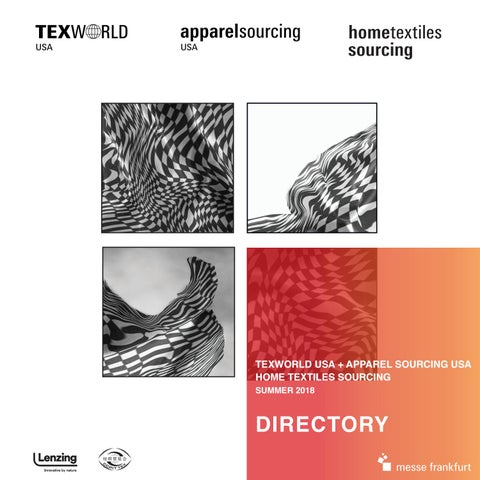 4fc4f3f2d1f78 Texworld USA Summer 2018 Show Directory by Texworld USA - issuu