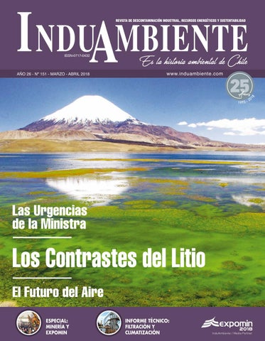 Revista Induambiente Ed N151 Mar Abr 2018 By Revista