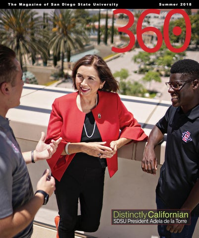 f42e66cc 360: The Magazine of San Diego State University summer 2018 by San ...