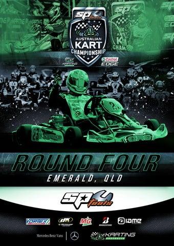2018 SP Tools Australian Kart Championship - Rd 4 by Karting