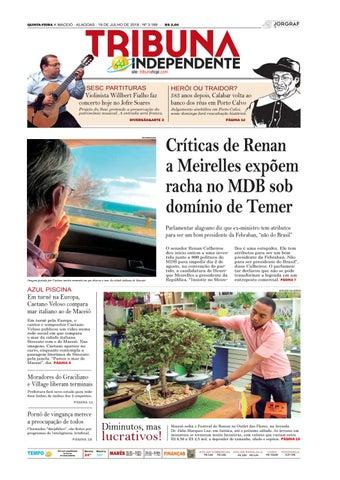 2372e61671452 Edição número 3189 - 19 de julho de 2018 by Tribuna Hoje - issuu