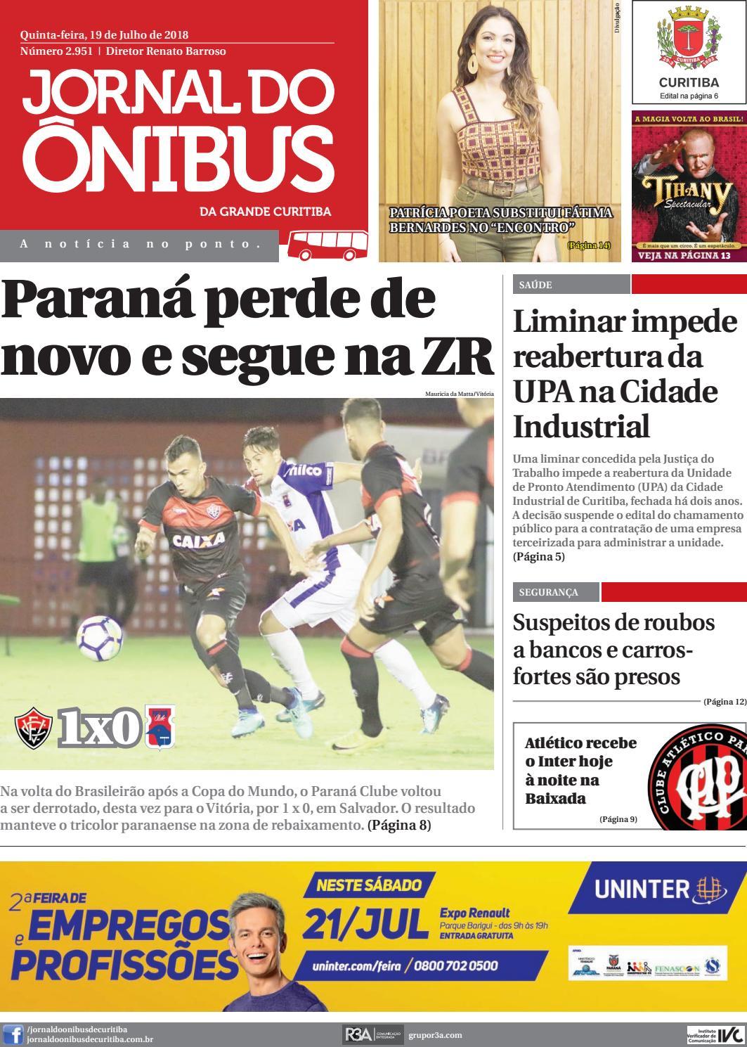 joc 2951 by Editora Correio Paranaense - issuu 7255a29bd3877