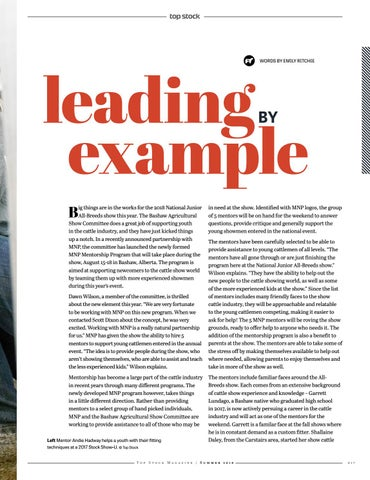 Page 17 of Leading by Example