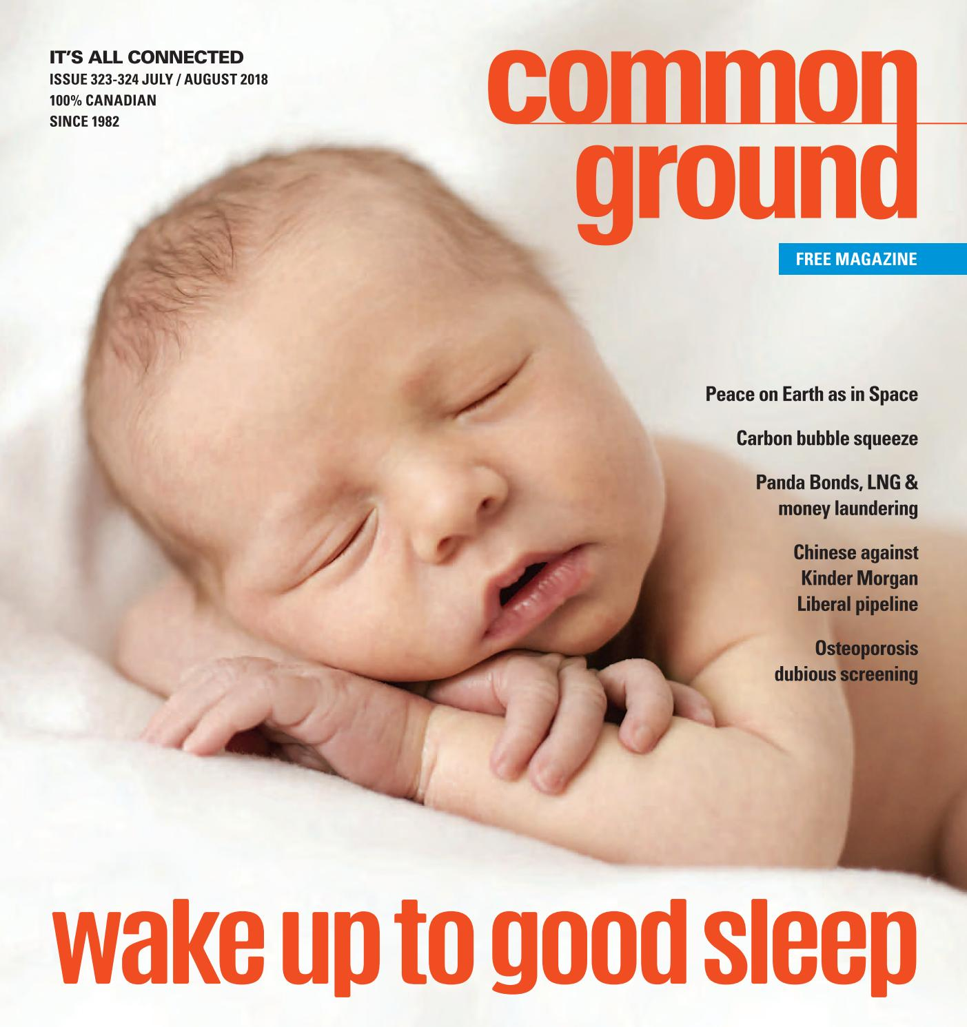 Common Ground July-August 2018 by Common Ground Magazine