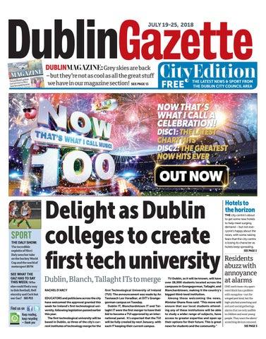 755d11cf87b8 Dublin Gazette  City Edition by Dublin Gazette - issuu