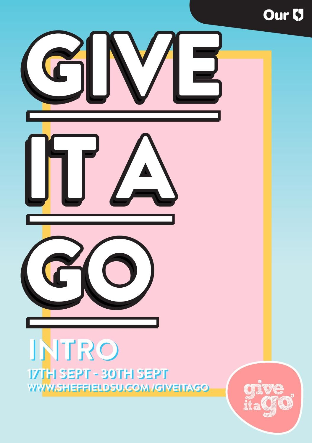 Give it a Go Intro Programme 2018 by Give it a Go - issuu