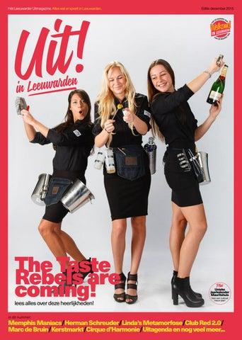 e9031f07d16ffd Uit in Leeuwarden magazine editie 1 2015 by Welkom in Leeuwarden - issuu