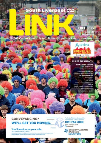 eb49e1ed07963d South Liverpool Link August issue 136 by Liverpool Link - issuu