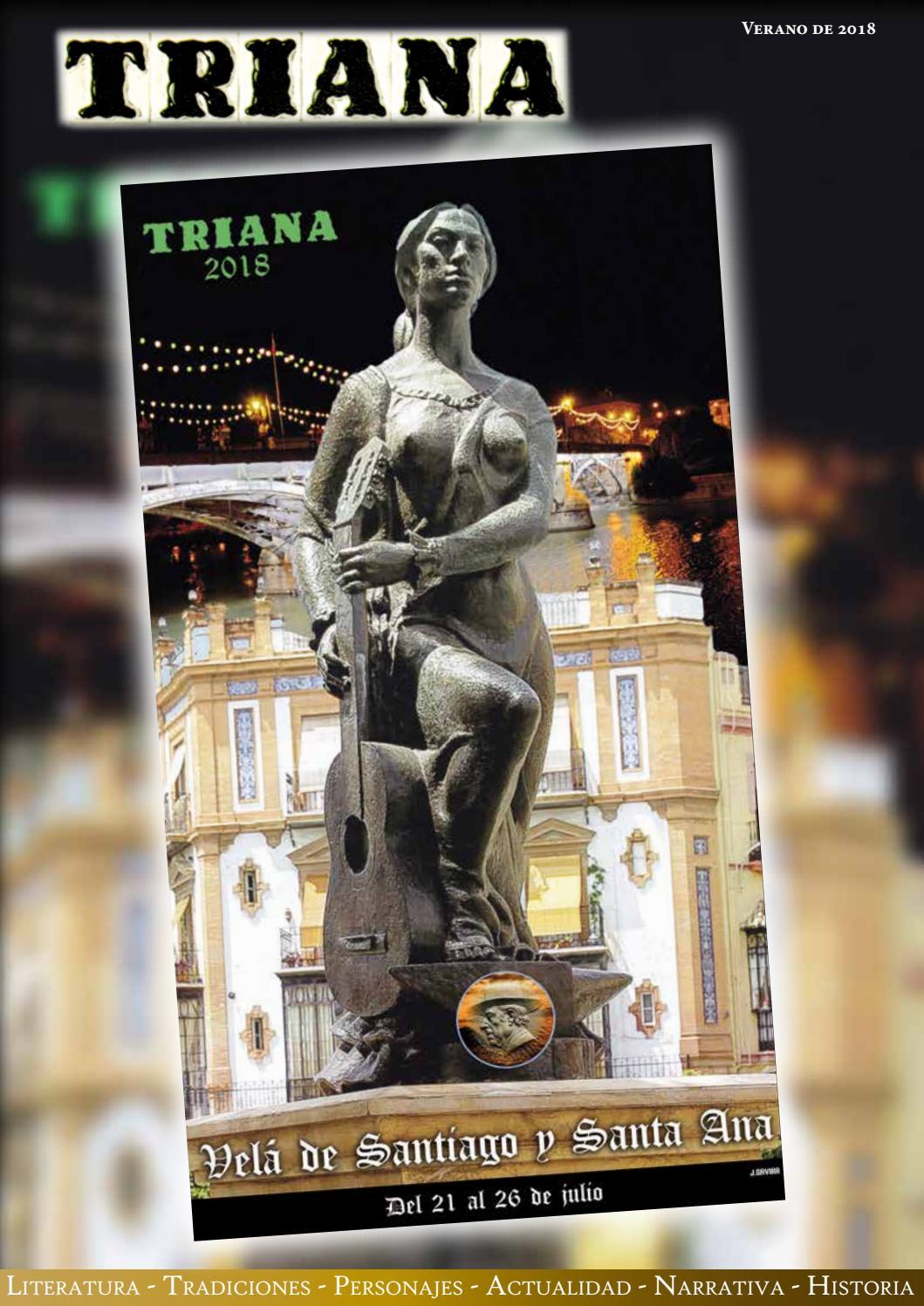 d315452ac Revista Triana - Verano 2018 by Ayuntamiento de Sevilla - issuu