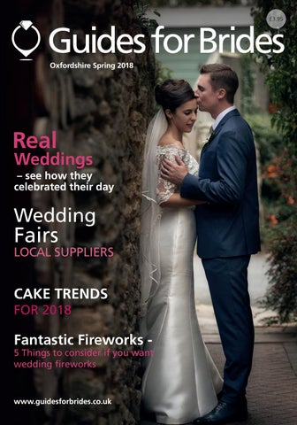 77ab46dac65e Guides for Brides - Oxfordshire Wedding Planning Guide - Spring 2018 ...