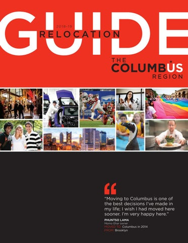 Columbus Region Relocation Guide by The Columbus Region - issuu