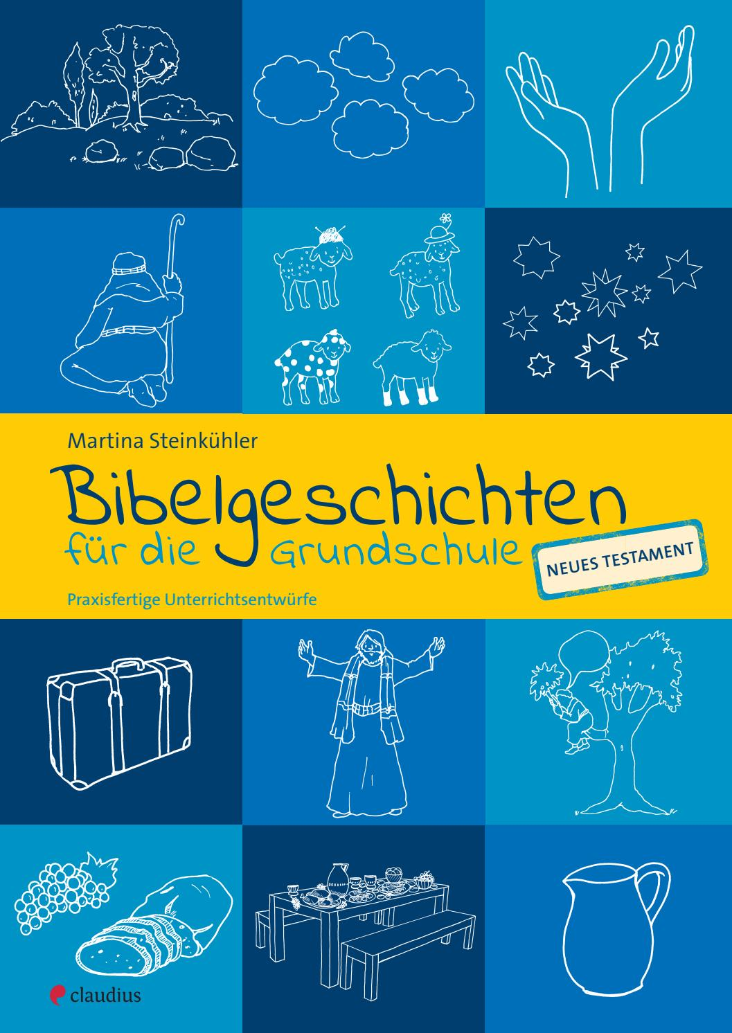 Steinkühler Martina Bibelgeschichten Für Die Grundschule