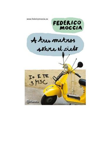 1 A Tres Metros Sobre El Cielo De Federico Moccia By
