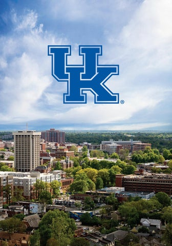 University Of Kentucky Majors >> University Of Kentucky 2018 Viewbook By University Of