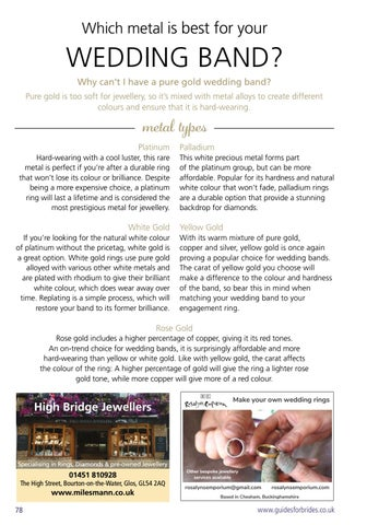 Array - guides for brides   oxfordshire wedding planning guide      rh   issuu com